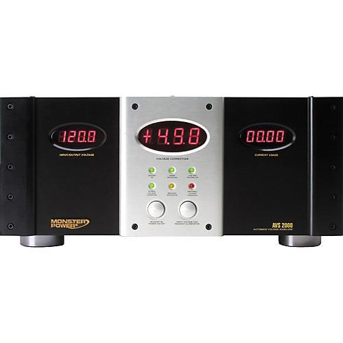Monster Power Pro AVS 2000 Rack PowerCenter