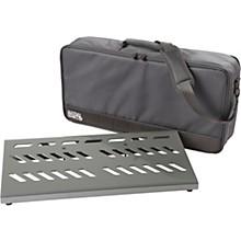 Open BoxGator Pro Aluminum Pedal Board with Case