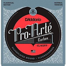 D'Addario Pro-Arte Carbon with Dynacore Basses - Normal Tension Classical Guitar Strings