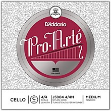 Pro-Arte Series Cello C String 4/4 Size