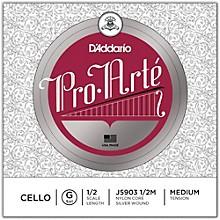 Pro-Arte Series Cello G String 1/2 Size