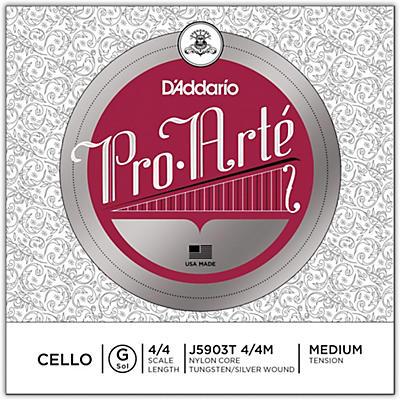 D'Addario Pro-Arte Series Cello G String