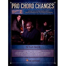 Hal Leonard Pro Chord Changes Vol 2 - Over 150 Standards with Professionally Altered Chords