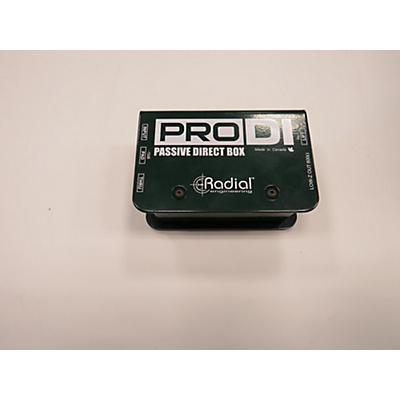 Radial Engineering Pro DI Audio Converter
