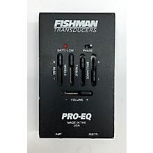 Fishman Pro EQ II Acoustic Guitar Pickup