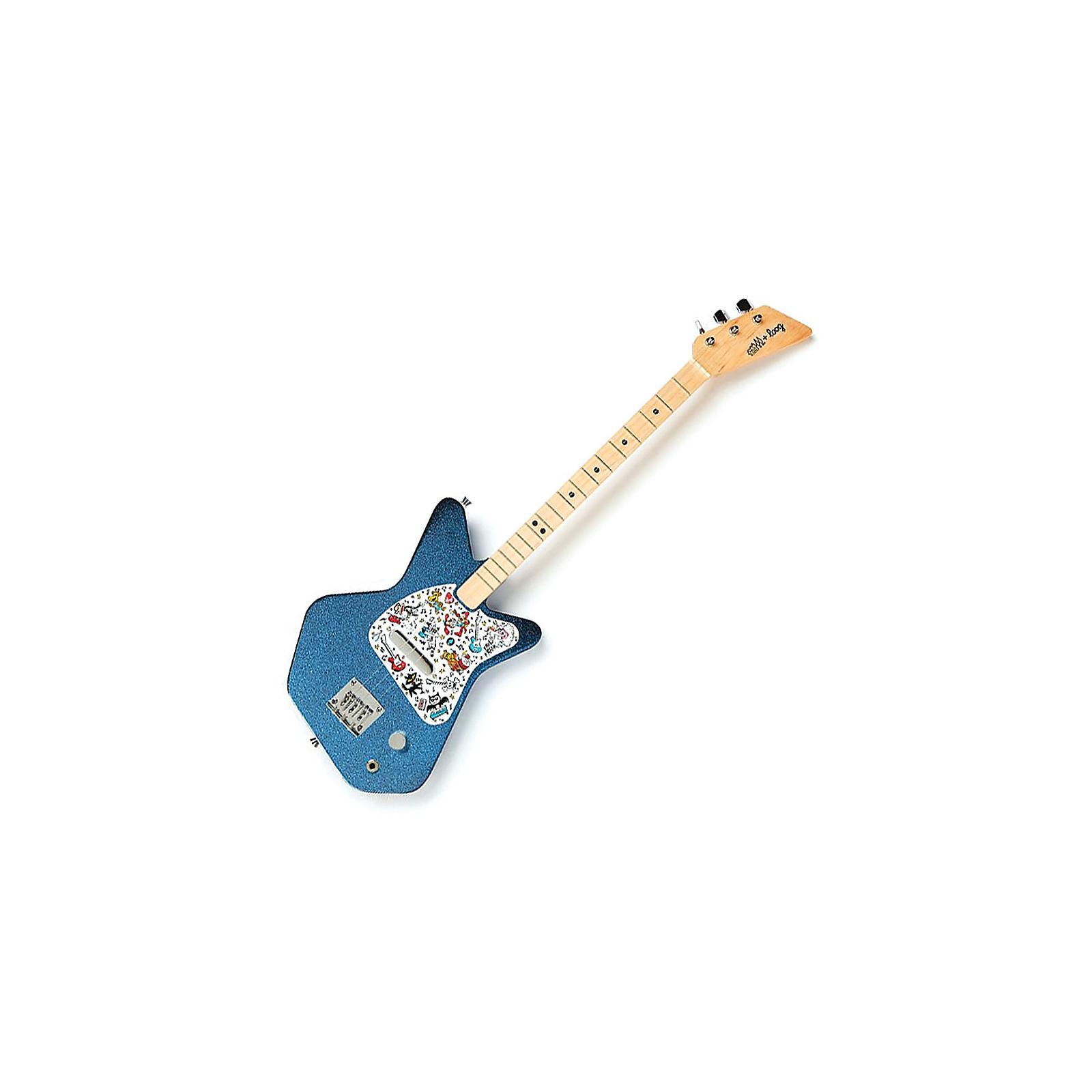 Loog Guitars Pro Electric Guitar for Kids Paul Frank Edition
