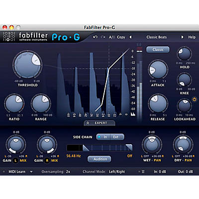 FabFilter Pro-G