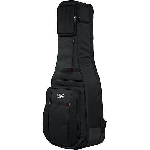 Gator Pro-Go Acoustic/Electric Double Gig Bag Condition 1 - Mint Black