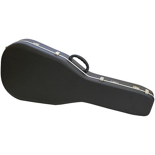 Hiscox Cases Pro II Series Lightweight Ovation Style Hardshell Electro-Acoustic Guitar Case