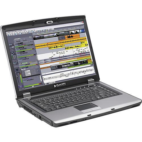 MusicXPC Pro M4x Intel Core 2 Duo 2.0GHz Laptop