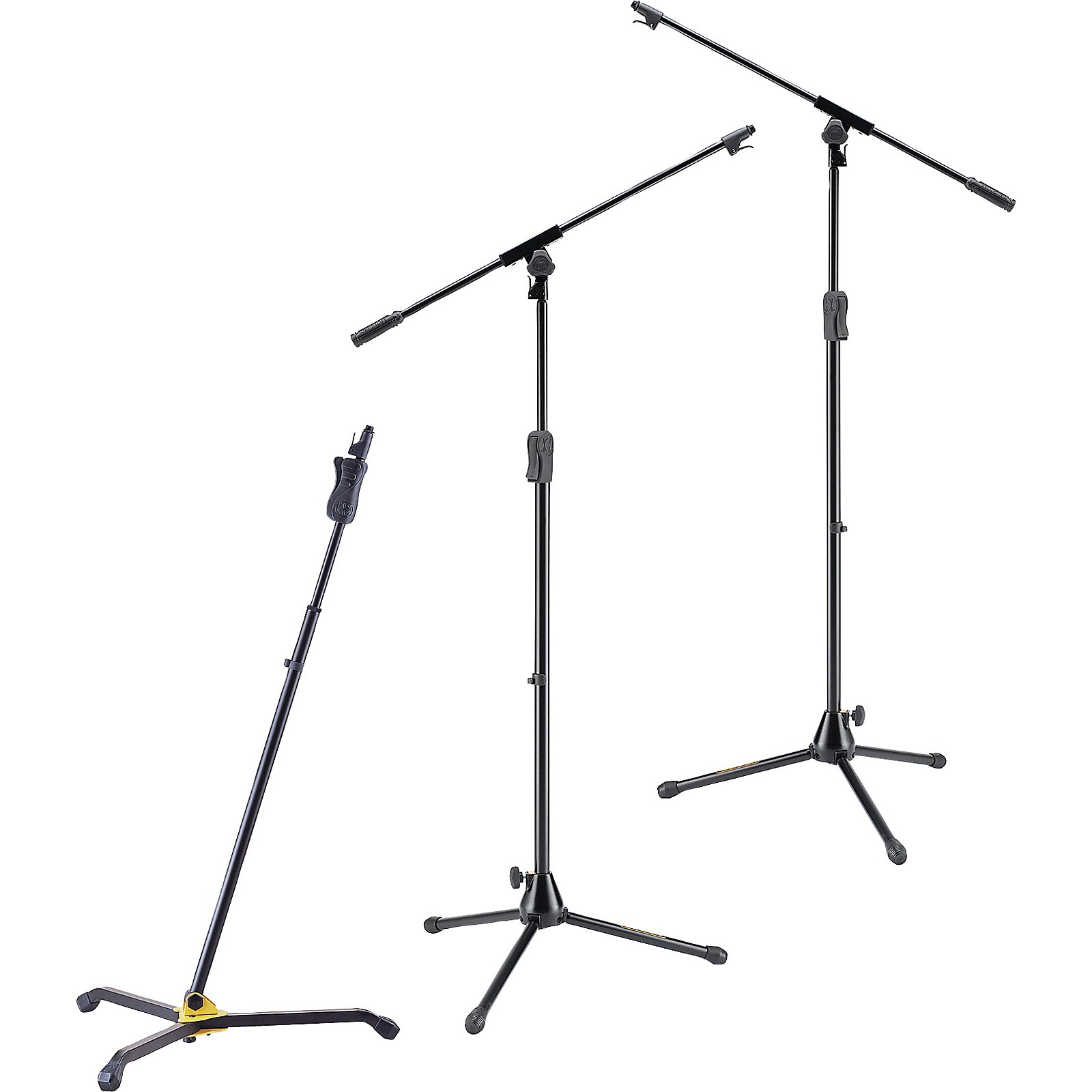 Hercules Pro Mic Stand 3 Pack