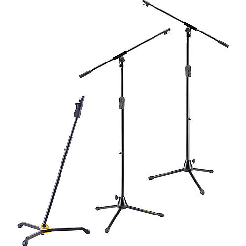 Hercules Stands Pro Mic Stand 3 Pack