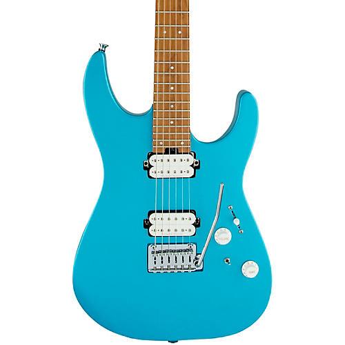 Charvel Pro-Mod DK24 HH 2PT CM Electric Guitar Matte Blue Frost