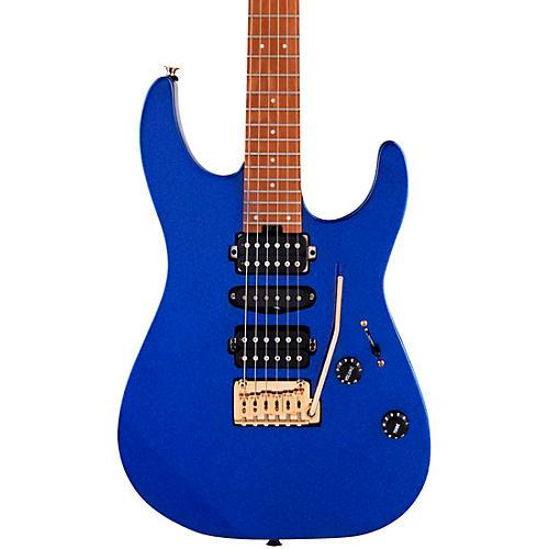 Charvel Pro-Mod DK24 HSH 2PT CM Electric Guitar Mystic Blue
