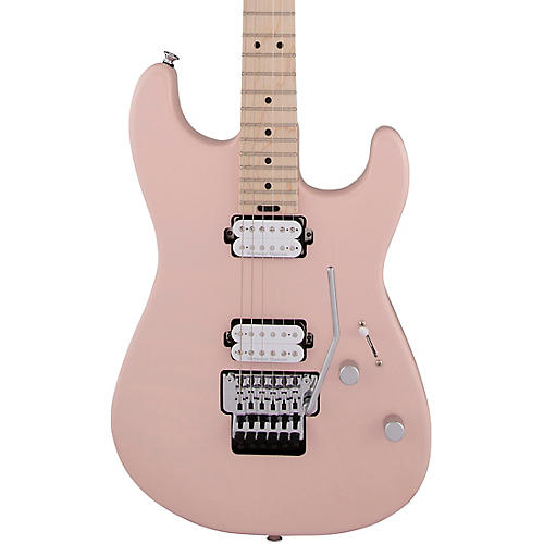Charvel Pro Mod San Dimas Style 1 2H FR Electric Guitar Shell Pink