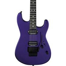 Pro-Mod San Dimas Style 1 HH FR E Ash Electric Guitar Deep Purple Metallic