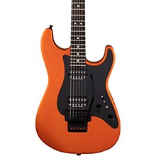 Pro-Mod So-Cal Style 1 HH FR Electric Guitar Satin Orange Blaze