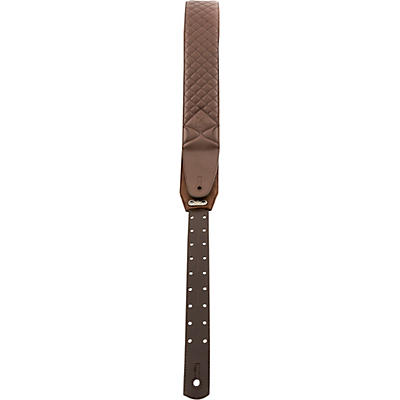D&A Guitar Gear Pro-Performance Quilted Leather Straps