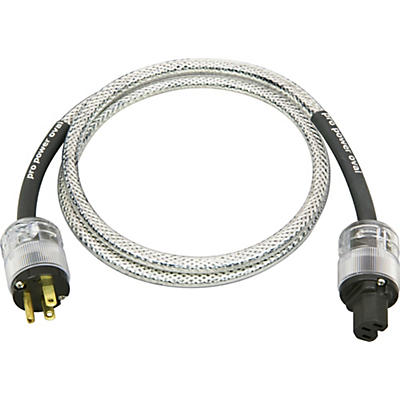 Analysis Plus Pro Power Oval Power Cable