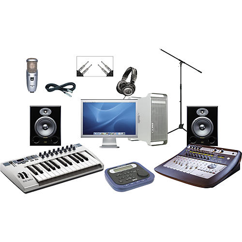 Musician's Friend Pro Recording Package A