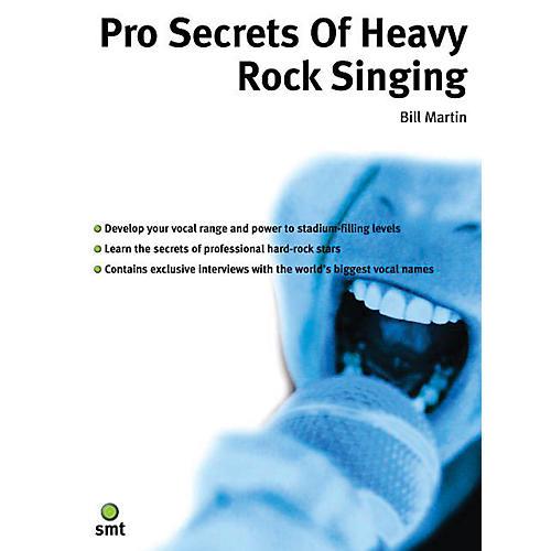 Music Sales Pro Secrets of Heavy Rock Singing Music Sales America Series