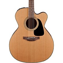 Open Box Takamine Pro Series 1 Jumbo Cutaway Acoustic-Electric Guitar