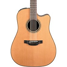Open BoxTakamine Pro Series 3 Dreadnought Cutaway 12-String Acoustic Electric Guitar