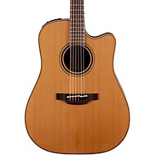 Open BoxTakamine Pro Series 3 Dreadnought Cutaway Acoustic-Electric Guitar