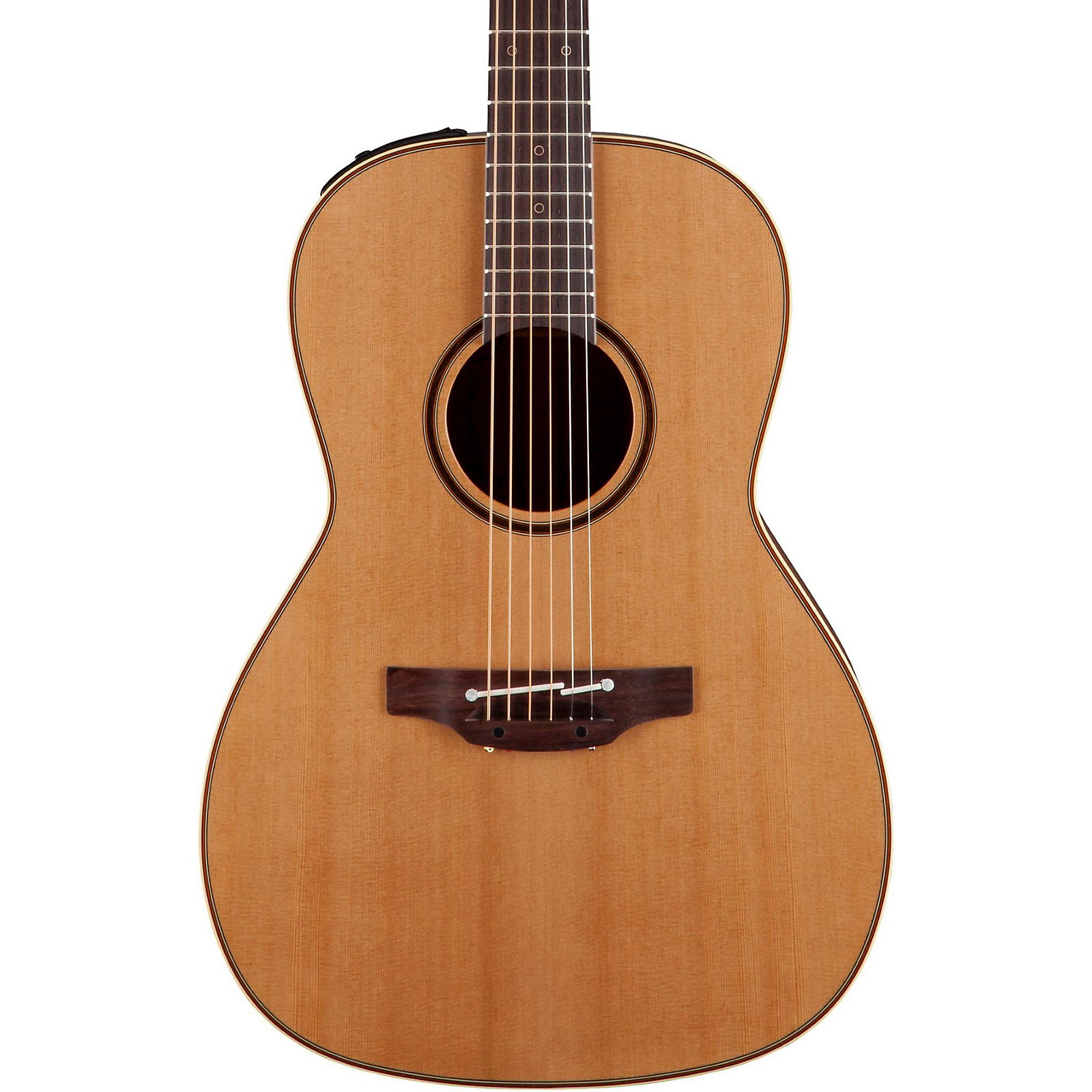 Takamine Pro Series 3 New Yorker Acoustic-Electric Guitar