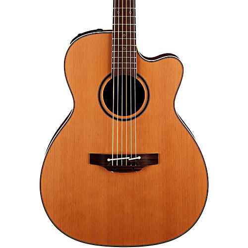 Takamine Pro Series 3 Orchestra Model Cutaway Acoustic Electric Guitar Condition 1 - Mint Natural