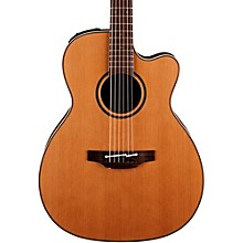 Open Box Takamine Pro Series 3 Orchestra Model Cutaway Acoustic Electric Guitar