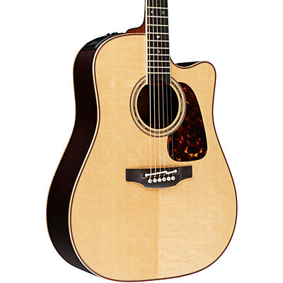 Takamine Pro Series 7 Dreadnought Cutaway Acoustic-Electric Guitar