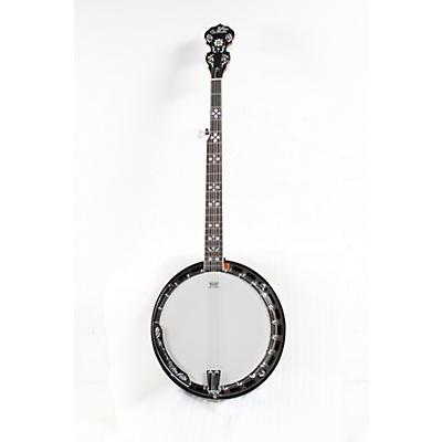 Morgan Monroe Pro Series Chrome Banjo With Tone Ring