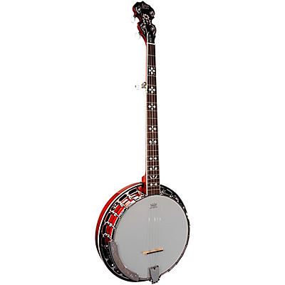 Morgan Monroe Pro Series Chrome Banjo With Tone Ring