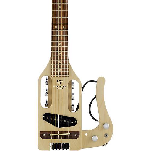 Traveler Guitar Pro-Series Hybrid Acoustic-Electric Guitar Maple