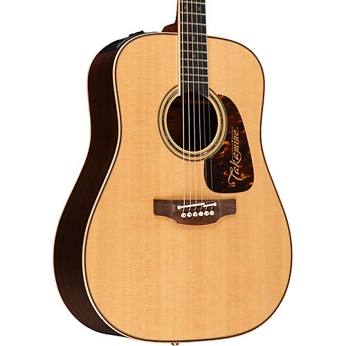 Takamine Pro Series P7D Dreadnought Acoustic-Electric Guitar