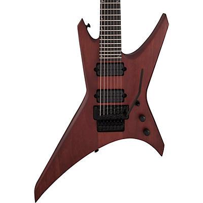 Jackson Pro Series Signature Dave Davidson Warrior WR7 MAH Electric Guitar