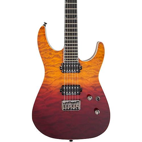 Jackson Pro Series Soloist SL2Q HT MAH Electric Guitar