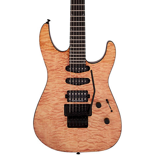 Jackson Pro Series Soloist SL3Q MAH Electric Guitar Blonde