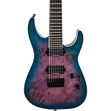 Jackson Pro Series Soloist SL7P HT MAH 7-String Electric Guitar