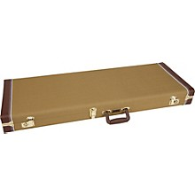 Open BoxFender Pro Series Stratocaster/Telecaster Tweed Guitar Case