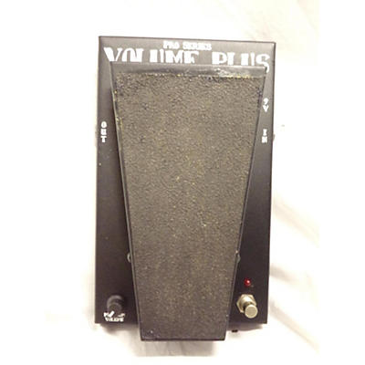 Morley Pro Series Volume Plus Pedal