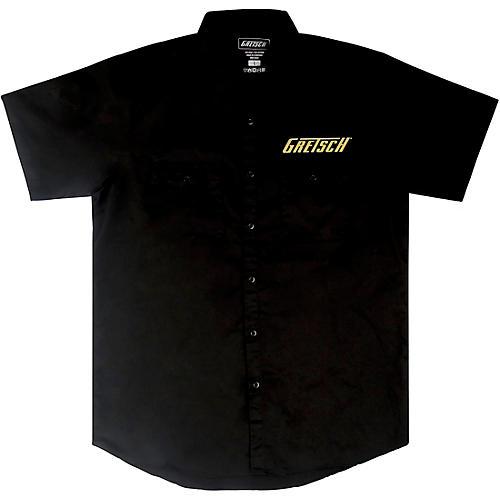 Gretsch Pro Series Workshirt - Black Medium