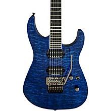 Pro Soloist SL2Q MAH Electric Guitar Transparent Blue