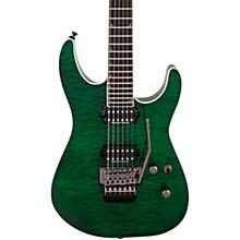 Pro Soloist SL2Q MAH Electric Guitar Transparent Green