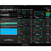 TRANSFORMIZER Pro Sound Manipulation Software (Download)