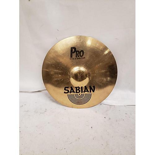 Pro Studio Crash Cymbal