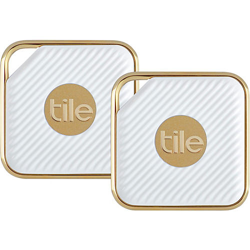 Tile Pro Style Bluetooth Tracker 2-Pack