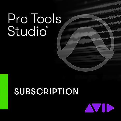 Avid Pro Tools 1-Year Subscription NEW With Updates + Support for a Year(Download)