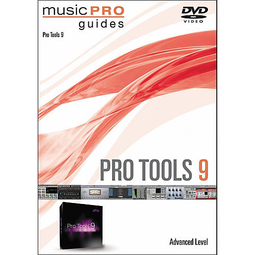 Hal Leonard Pro Tools 9 Advanced Music Pro Guide DVD